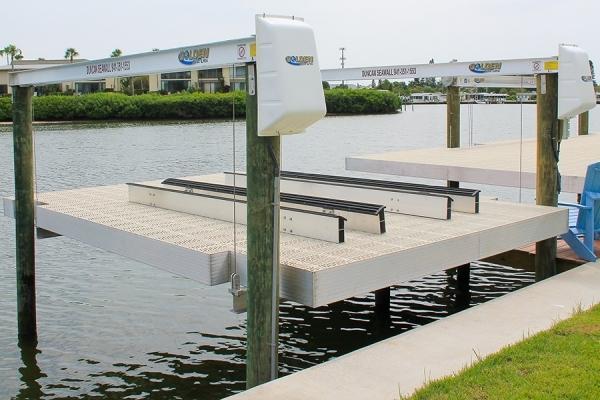 Boat Lift Maintenance Sarasota