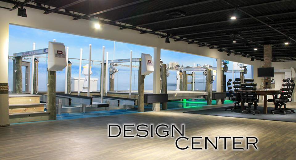 Duncan Seawall Marine Design Center