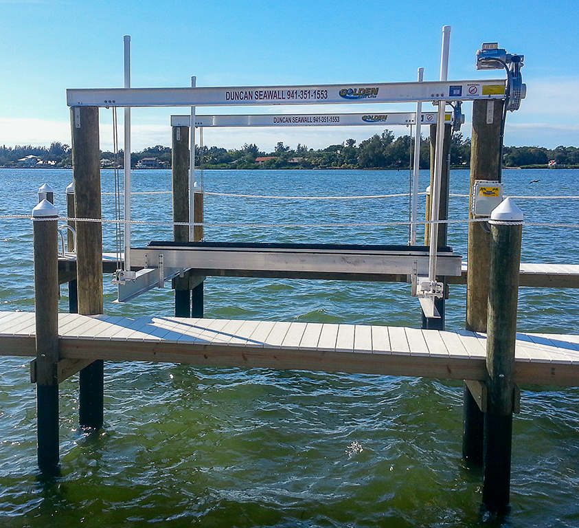 What Lift is the Best Option for Your Boat: 4 Post or 8 Post