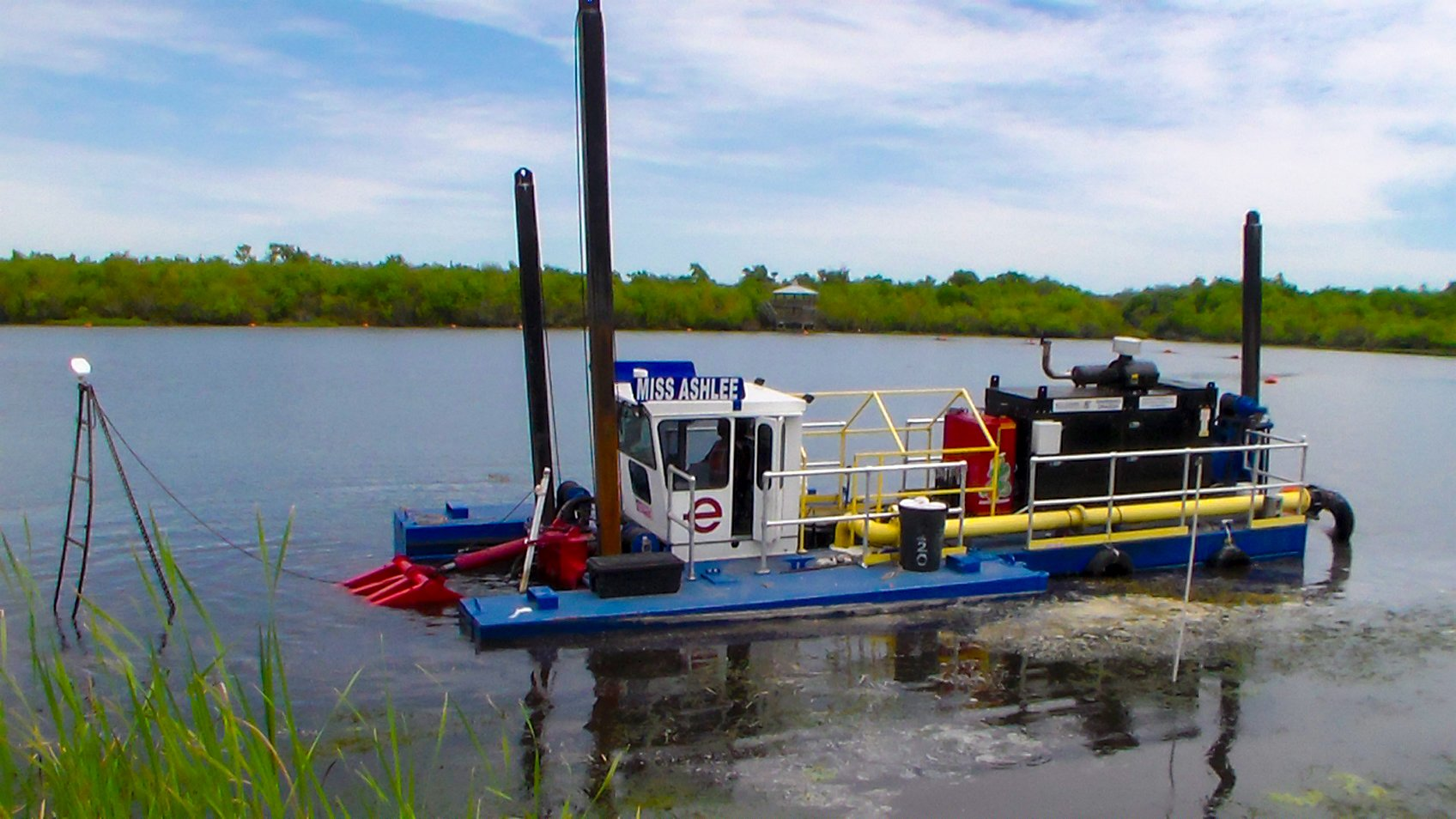 Sawgrass Lakes Dredging Project