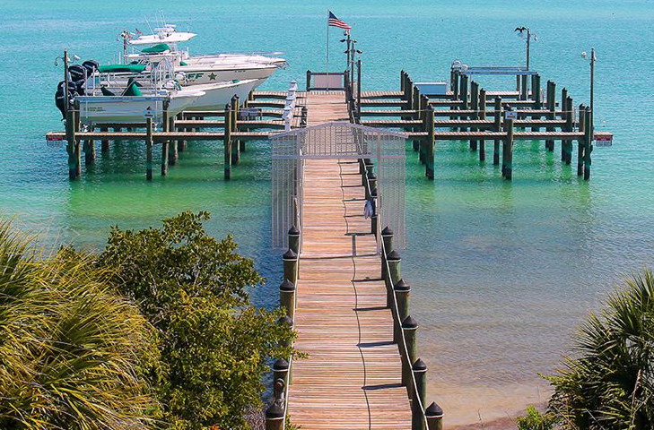 Build the Custom Dock of your Dreams on the West Coast of Florida: Sarasota, Manatee and Charlotte County