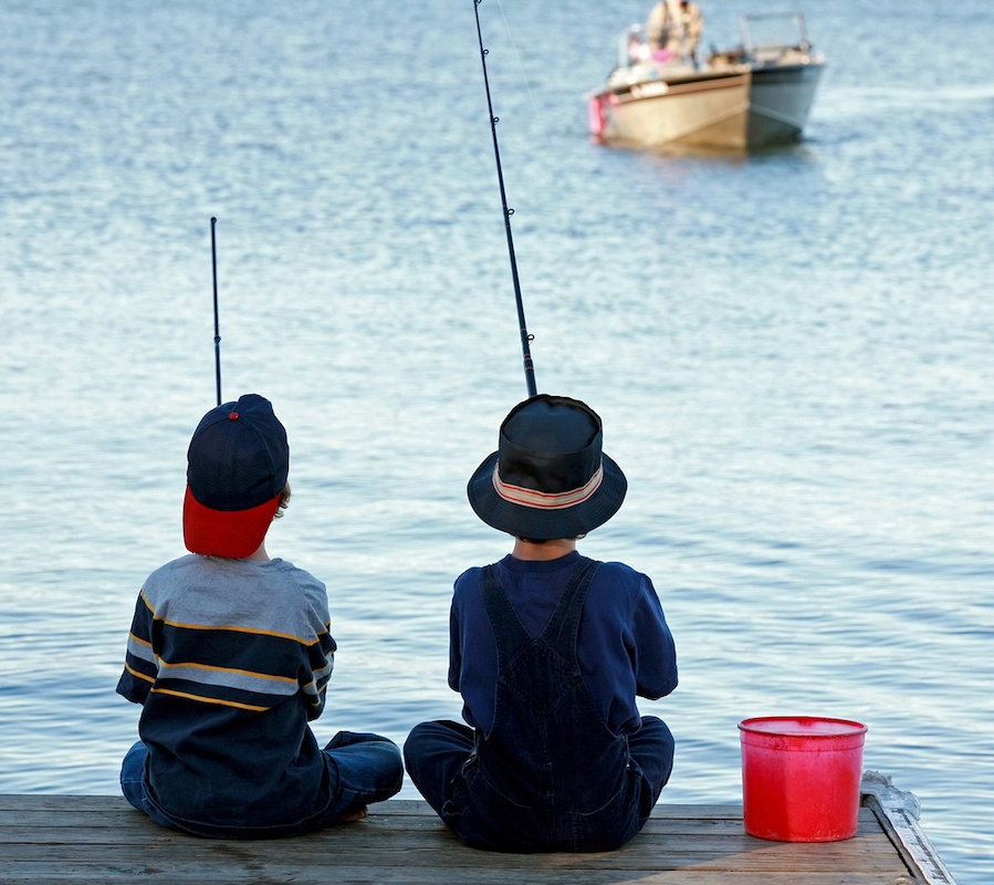non-slip materials for your fishing dock
