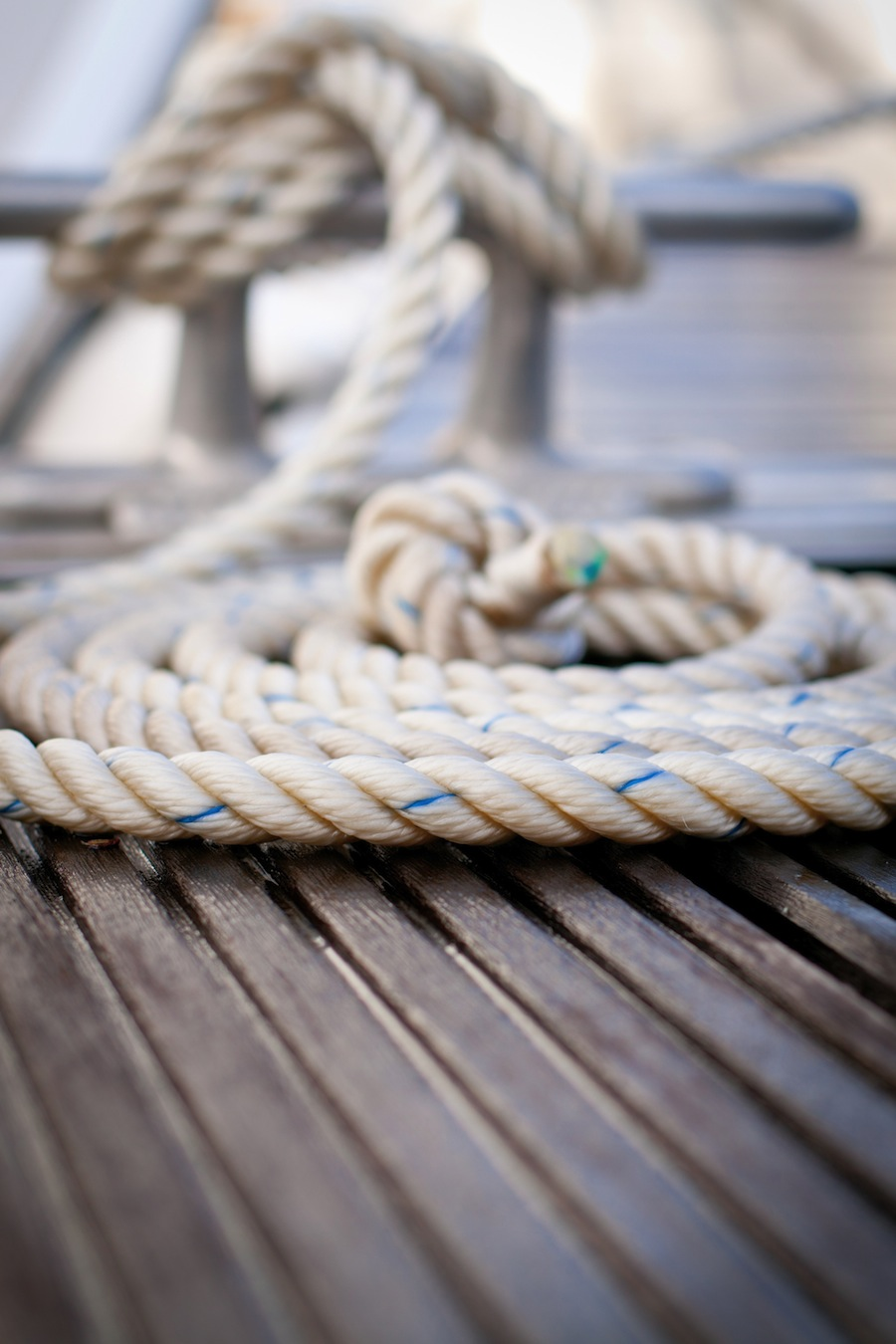 Tying Your Boat to a Dock