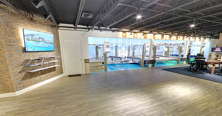 Marine Construction Showroom Sarasota