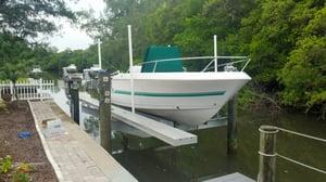 Fixed Boat Lift