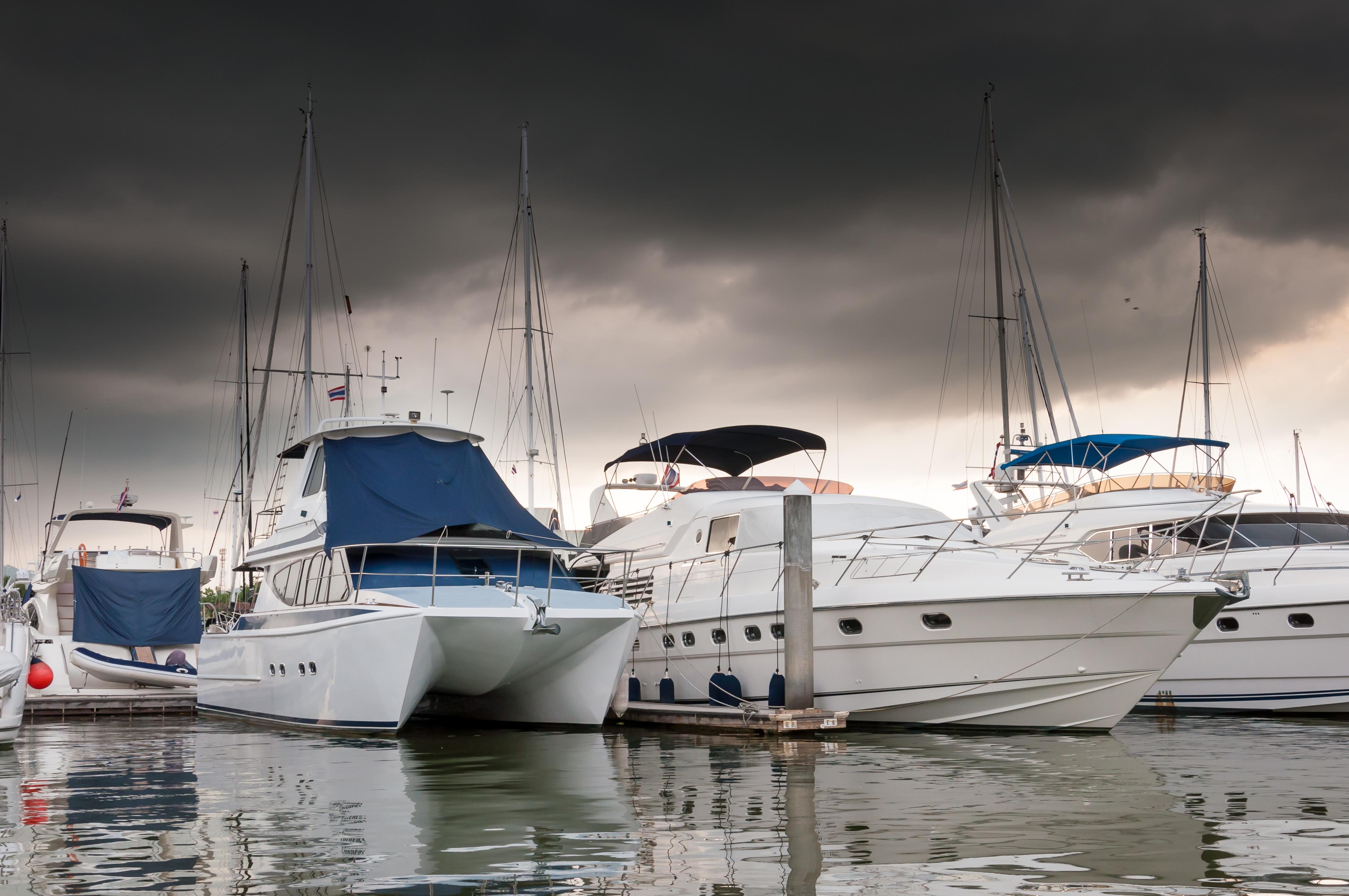 marine hurricane safety