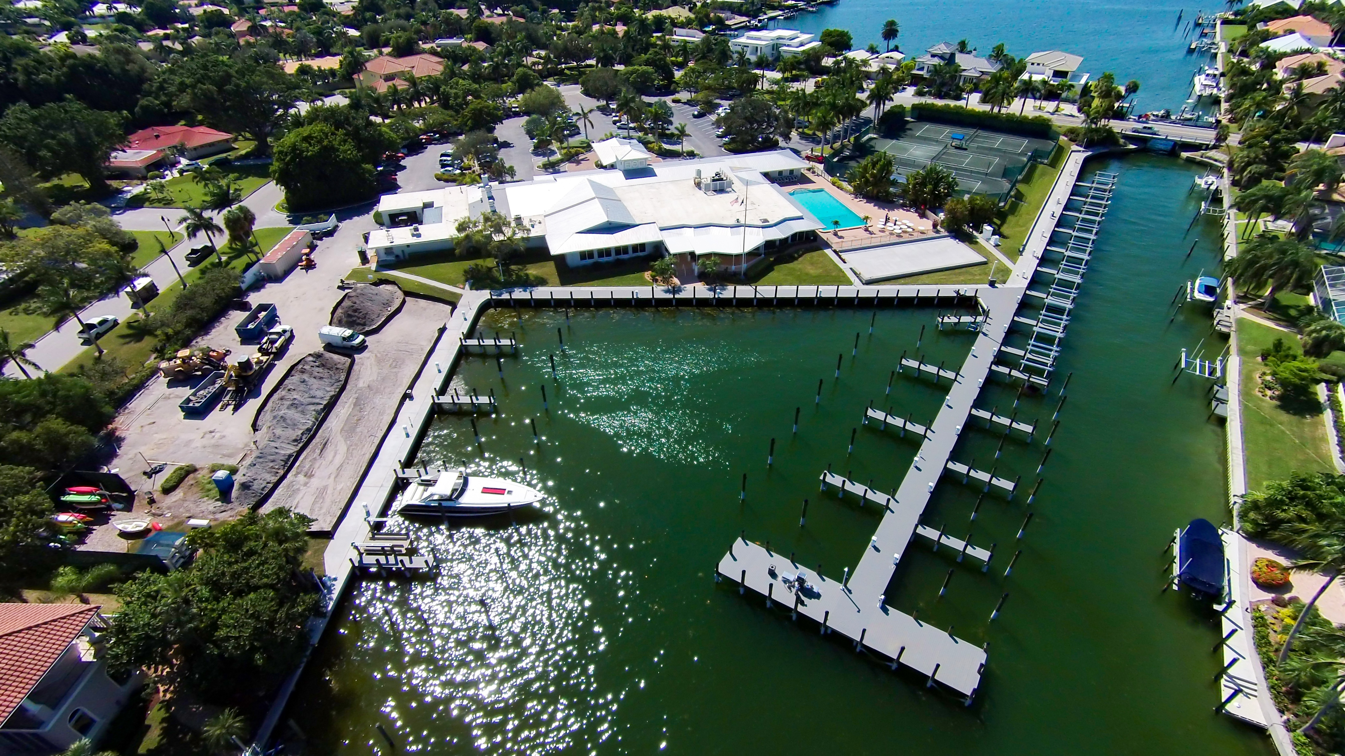 Duncan Seawall Dock & Boat Lift Commercial Clients