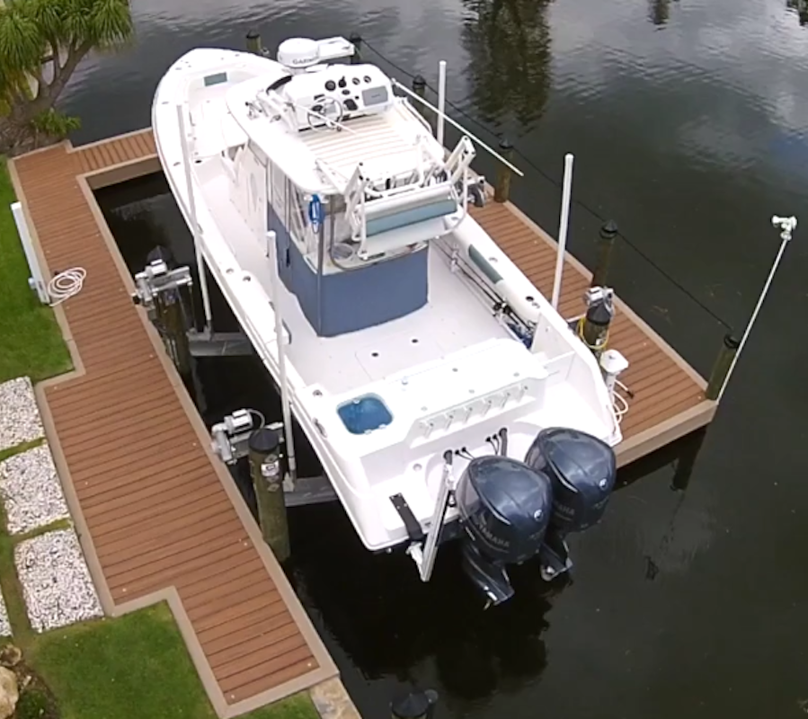 Protect Your Boat Value With a Boat Lift [Video]
