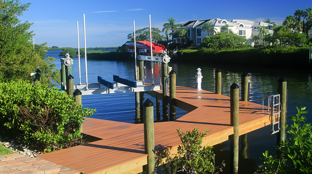 How to Choose the Best Materials for Your Dock Project in Venice, FL