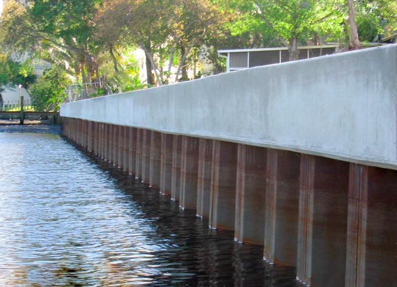 5 Reasons to Choose a Seawall Over Rock Revetment