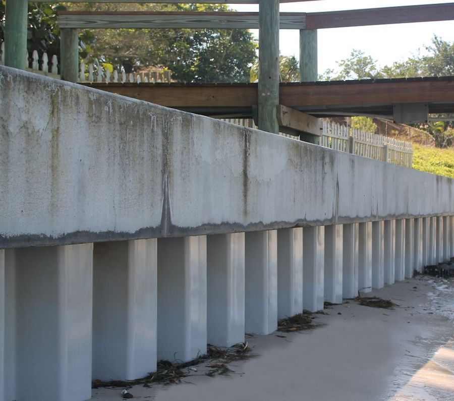 Vinyl Seawall Panels: When and Where To Use Them
