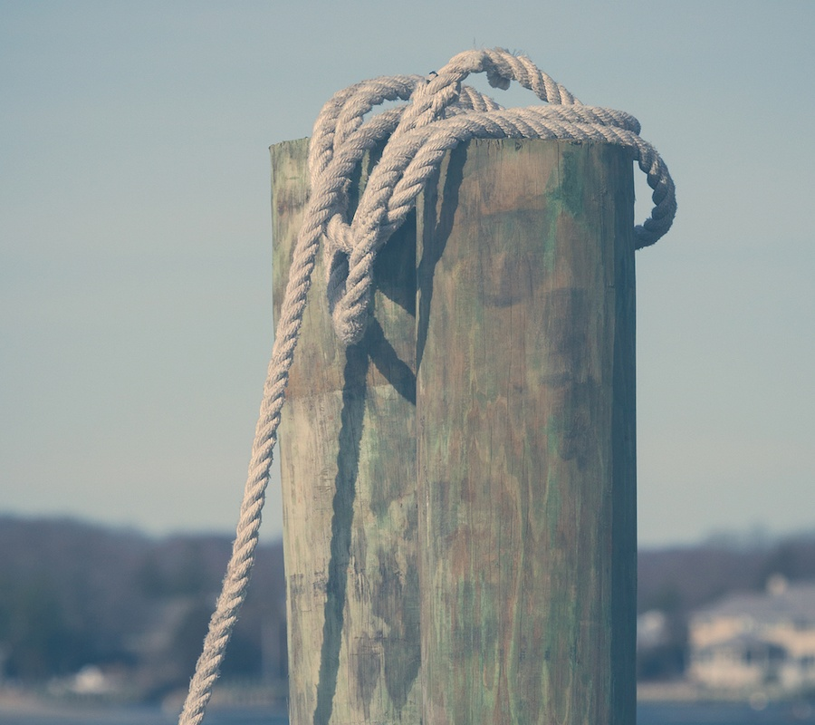 Save Your Pilings From Marine Borers With PVC Wrapping