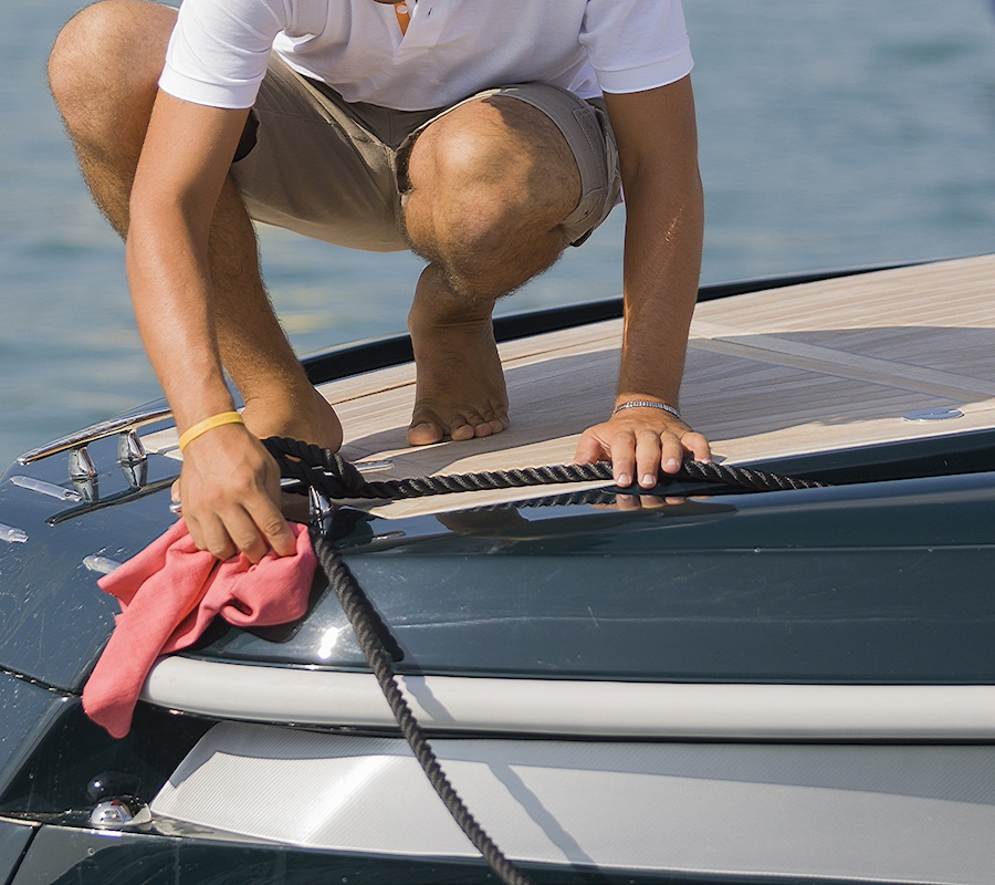 Top 4 Boat Cleaning Supplies