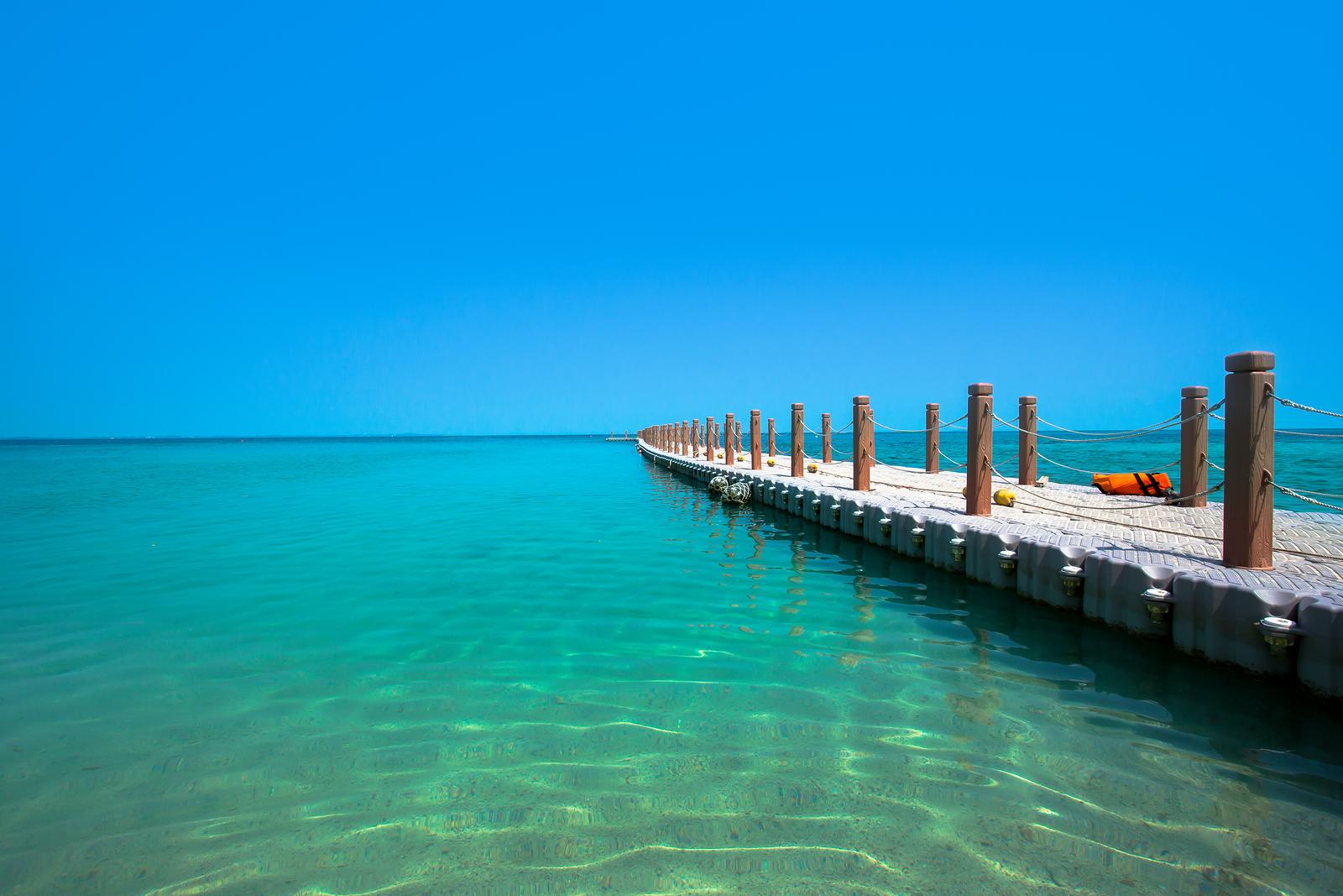 floating dock florida water