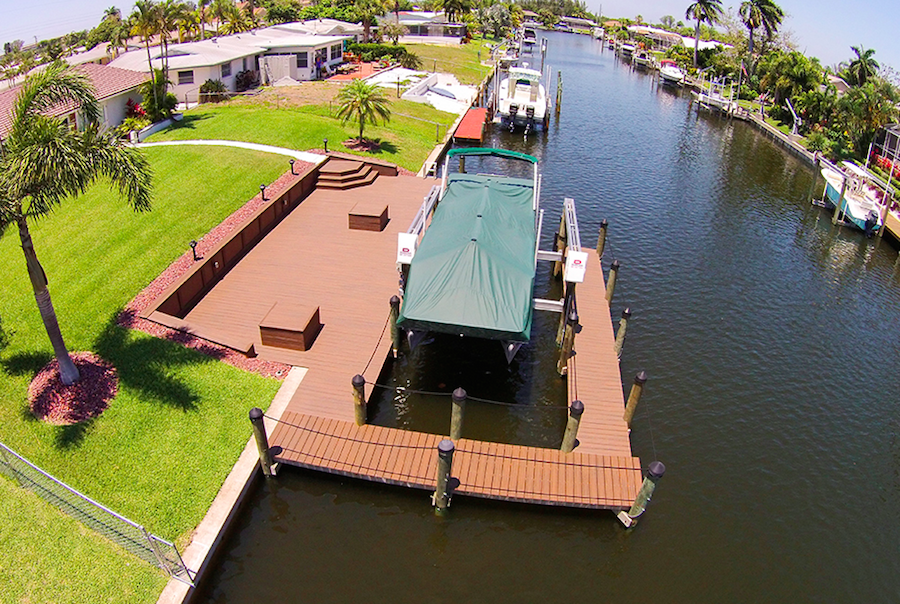 Boat Lift Design Ideas For Your Waterfront Home in Venice, FL