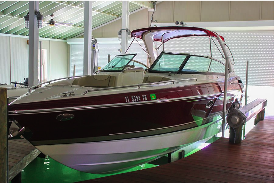 How to Keep Your Boat Safe at Night and While You're Away