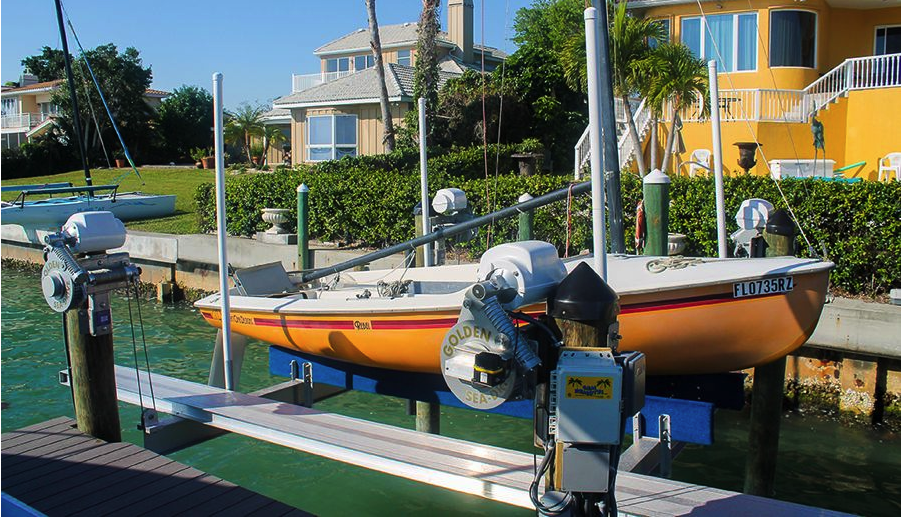 Is 220 a Better Option Than 110 for Boat Lifts?