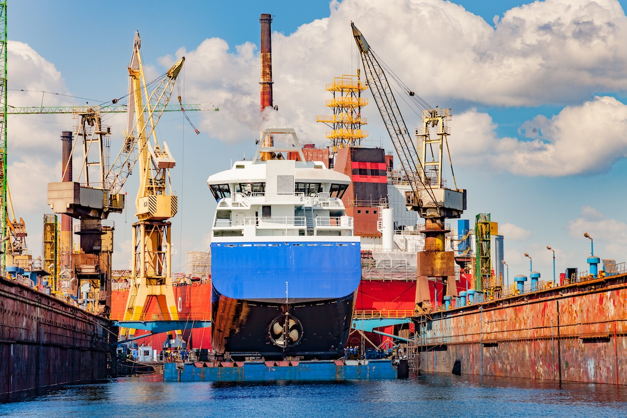 What is a Dry Dock and How Are They Used?