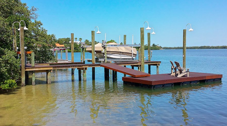 When to Install a Floating Dock at Your Florida, Waterfront Home