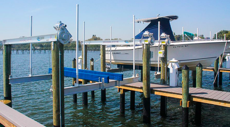 Golden Boat Lifts: Why Golden Boat Lift Drives are Best
