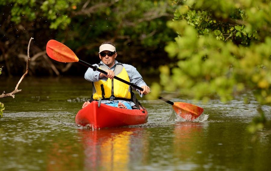 Kayaking in Southwest Florida