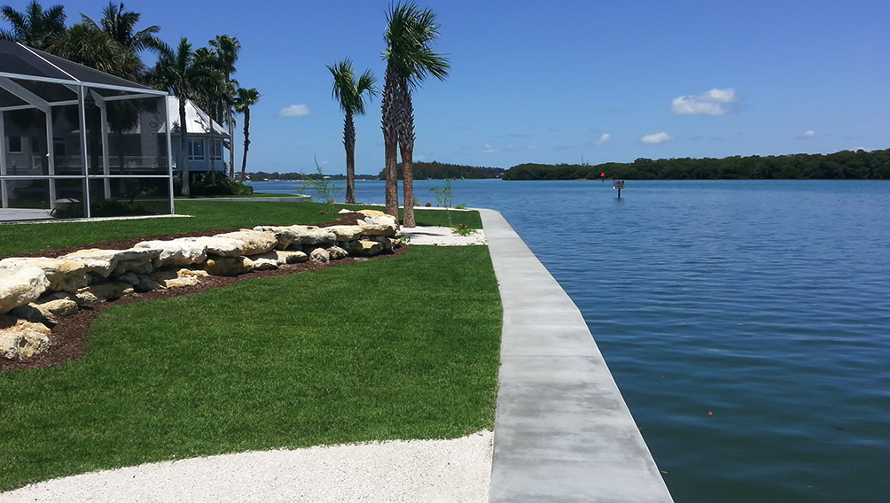 How a New Seawall Can Increase the Value of Your Home