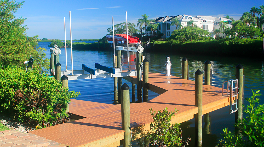 Trex Decks: Why a Trex Composite Marine Deck is a Green Deck